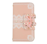 Style Flip Case Leather Wallet Case Mobile phone for iphone5/5S