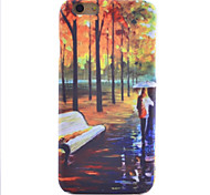 Art Van Gogh Painting Pattern Ultra-High Quality Scrub Scratch Does Not Fade Phone Case for iPhone 6/6S