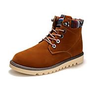 Для мужчин Удобная обувь Оригинальная обувь Обувь на роликах Дерматин Весна Лето Осень Зима Атлетический ПовседневныеУдобная обувь