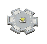 Cree XPG2 XP-G2 1-5W LED Emitter Cold White 6000-6500K with 20mm Star PCB for Flashlight/spotlight/Bulb