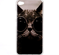 Cat Pattern TPU Phone Case for Lenovo S90