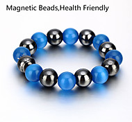 Vilam® Megnetic Pretty Beads Bracelet For Men For Women Healthy To Human