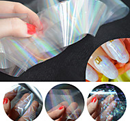 1PCS  Transparent Aurora Star Sticker Star stickers