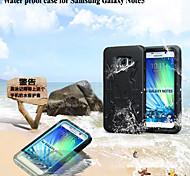 водонепроницаемый ударопрочный sandproof плавание защитник Чехол для Samsung Galaxy Примечание 5