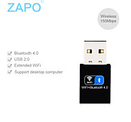 ZAPO W87 150M mini wireless WIFI to accept the external AP desktop notebook adapter