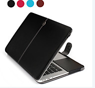"ordinateur portable en cuir Asling PU pour Apple MacBook Air 11.6 ""(de couleur assortie)"