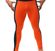 Running Pants / Tights / Leggings / Bottoms Men's Terylene Yoga / Pilates / Fitness / Leisure Sports / RunningIndoor / Outdoor clothing /
