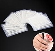 15pcs 3D Lace Design Nail Art Stickers Flower Manicure Nail Decals