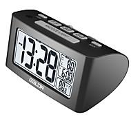 New Design Digital Nap Timer Alarm Clock, Quick Setting Buttons Lcd Temperature Napper Display, Brand Desktop Clocks