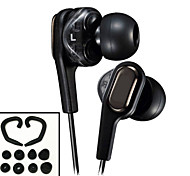 Newest 100% Original HA-FXT90 HiFi Dual drive In-Ear Headphones 3.5mm Stereo earphone Bass Headset for Samsung S6