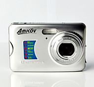 "AMKOV CDFE Digital Camera 18.0MP 2.7""LCD Screen 550mAh Lithium Battery HD Digital Camera"