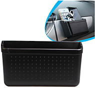 Car Seat Car Trash Box Caught Inside The Car Mobile Phone Bag Storage Box