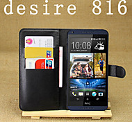 Standing Litchistria For HTC Desire 816 Mobile Phone Holster