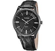 ILEWAY Men Quartz Watch Leisure Fashion Watches