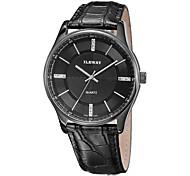 ILEWAY Men Quartz Watch Leisure Fashion Watches Cool Watch Unique Watch