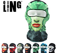 Cycling Face Mask/Mask Unisex Bike Breathable / Ultraviolet Resistant / Dust Proof / Sunscreen LYCRA® Floral / Botanical / Novelty Others