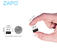 ZAPO W4 Portable WIFI and external AP Mini USB wireless network card receiver transmitter