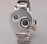 hfyg двойное движение рынка часы мужской моды бизнес кварцевые часы