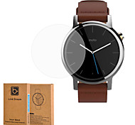 Link Dream Premium Glass Film 0.2 mm Real Tempered Glass Screen Protector for Smart Watch Moto 360 2nd Gen 42mm