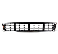 Chrome Front Bumper Center Lower Grille Grill For 2002-2005 Audi A4 B6 Sedan New