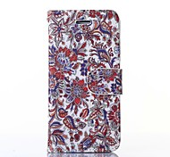 Embossed PU Leather Holster for iPhone 5/5S