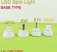 1 Stück JHX Dekorativ Spot Lampen G50 E14 / GU10 / E26/E27 3.5 / 4 W 320 LM 3000K-7500K K 24/29 SMD 5050 Warmes Weiß / Natürliches WeißAC