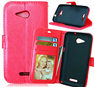 High Quality PU leather Wallet Mobile Phone Holster Case For Sony XPERIA E4/E4G/M4/M2/Z3/Z4/Z1 mini/Z3 mini