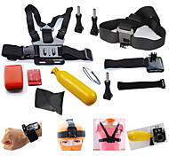 Gopro Accessories Mount / Straps / Bags/Case / Accessory Kit ForGopro Hero 2 / Gopro Hero 3 / Gopro Hero 3+ / All Gopro / Sony HDR-AS30 /