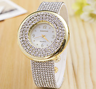L.WEST Fashion High-end Diamonds Quartz Watch Cool Watches Unique Watches