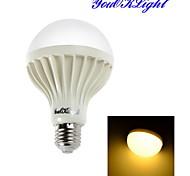 5W E26/E27 LED Kugelbirnen 9 SMD 5630 450 lm Warmes Weiß Dekorativ AC 220-240 V