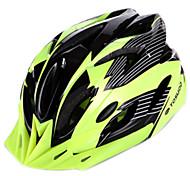 Casque Vélo ( Rouge , PC / EPS / PVC )-de Unisexe - Cyclisme / Cyclisme en Montagne / Cyclisme sur Route / Cyclotourisme Montagne / Sports