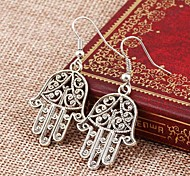 Bohemia Vintage Wholesale Women Turkish Hand Drop Earring