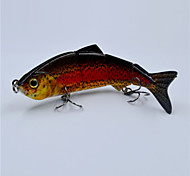"""Harte Fischköder / Angelköder Harte Fischköder / Schwimmköder 18 g / 5/8 Unze mm / 5"""" Zoll 1 pcsSeefischerei / Köderwerfen / Fischen im"""