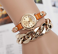 Woman Retro Wrist Watch