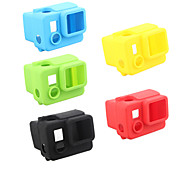 Smooth Frame Protective Case Convenient For Gopro 4 Gopro 4 Silver Gopro 4 Black Gopro 3+ Gopro 2
