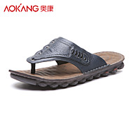 Aokang® Men's Leather Sandals - 141723011