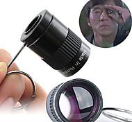 Telescope Agents Thumb Micro Mini Telescope Monocular Portable Professional Ultra Clear 2.5 Fold