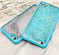 Colorful Sand 2in1 Phone Case for iPhone 6/6S(Assorted color)