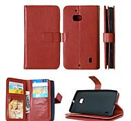 cuir PU + TPU capot arrière portefeuille détenteurs de cartes d'argent comptant fente + + cadre photo magnétique cas de téléphone pour