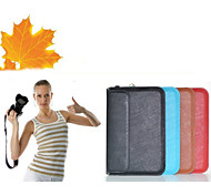 """8 """"General Silk Lines Shockproof Button ipad Case For ipad mini 1/2/3/4 Holster Cover Cases"""