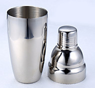 Bartender Set Tool Stainless Steel Bar Drink Mixer Shaker Cocktail Martini 350ML