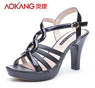 Aokang® Women's Leatherette Sandals - 132811451