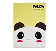 The Panda Pattern Stereo Eye Stent Case for iPad Air 2