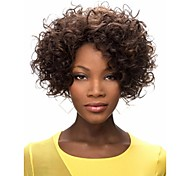 Hot Sale   Women Lady  Syntheic Wig Extensions   Afro Wig