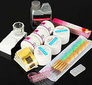 14pcs Crystal Nail Phototherapy Nail Set
