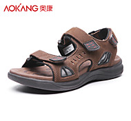 Aokang® Men's Leather Sandals - 141723016