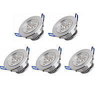 Recessed led downlight 6W LED Spot light led ceiling lamp AC 100-240V