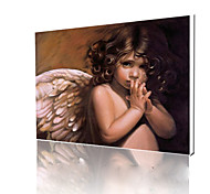 DIY Digital Oil Painting  Frame Family Fun Painting All By Myself  The Wings Of The Angel  X5434