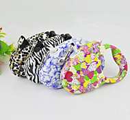 Fashion Printing Pattern Automatic Retractable 3M Leashes Lead for Small Dogs and Pets