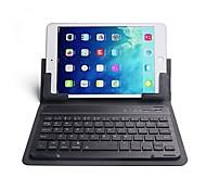 mini teclado de computador bluetooth e 7,9-8 polegadas tampa pu ipad define 2 peças